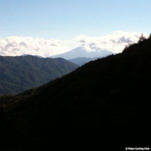 Mount Fuji from Yanagisawa