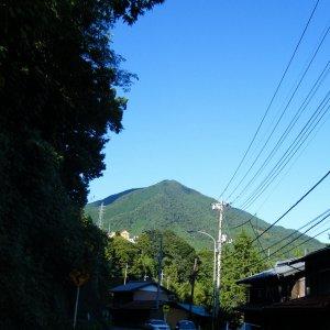 Somewhere along R20 (Koshu Kaido)