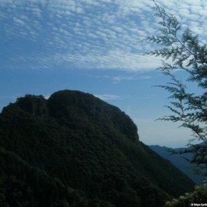 Mt. Atago in Gunma Pref.