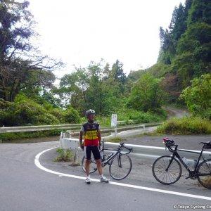 At Tsuchisaka-toge between Saitama and Gunma
