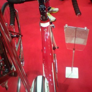 Willier top tube