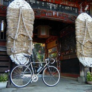 Kinshoji temple, one of my favorite hangouts in Saitama...six-hundred arhat