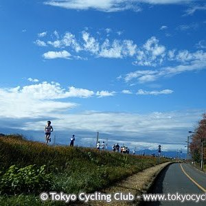 Tamasai Marathon - better cycling on the road....