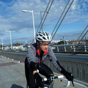 Musume always focused on the road ahead