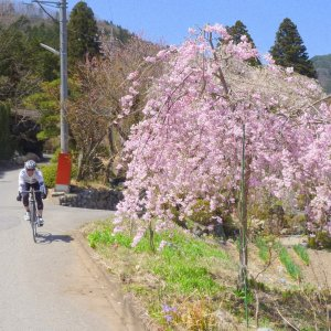 Aonashi, Gunma Pref. (after scaling Yakyu-toge)