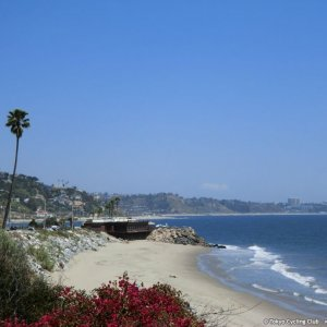 PCH Toward Santa Monica