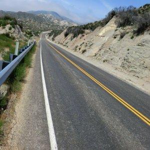 Upper Big Tujunga Canyon Rd.