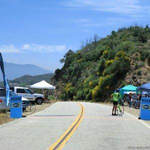 Glendora Mtn Rd KOM - ToC Stage 7
