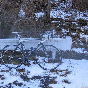 Icy Sasago-toge