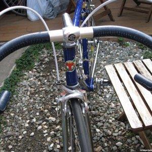 3 rebuilt bikes -Tommasini