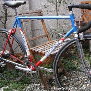 3 rebuilt  - Merckx