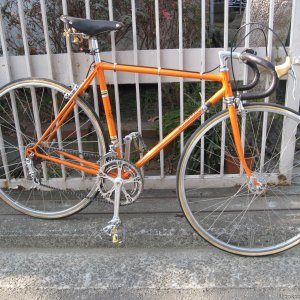 3 rebuilt bikes - Colnago
