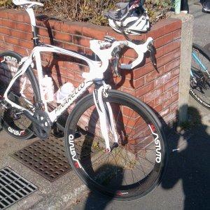Member's bike/Dogma(Internal cable custom made)