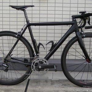 CAAD10 - Matte Black 54cm