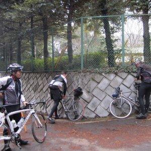 Arakawa to Takao ride