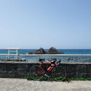 Itoshima short run (糸島半島)
