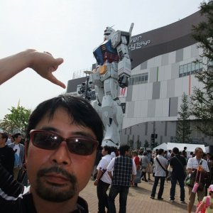 East Japan ride in GW, 2012