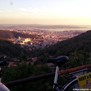 View over Trieste