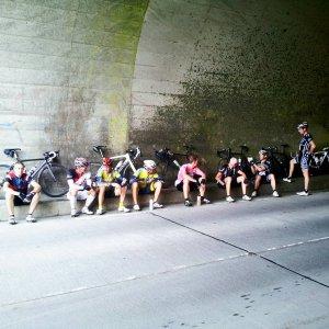 TCC Sprinters and HC Handicap race