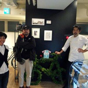 Bianchi Cafe & Cycles Tokyo