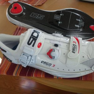 Sidi Ergo 3 Speedplay