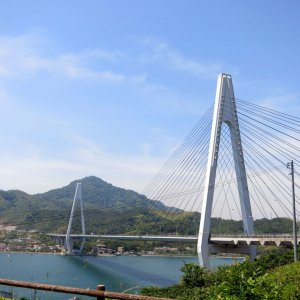 Grand Tour Setouchi (Shimanami marine road), Day 1
