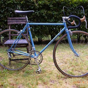 1974 Colnago Super (with Mods)