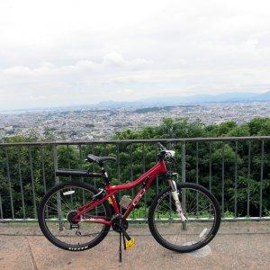 Abura-yama Hill Climb by 29er
