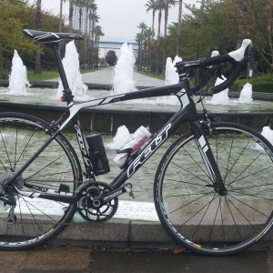 New Bike in Odaiba