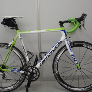 New look for my Cannondale